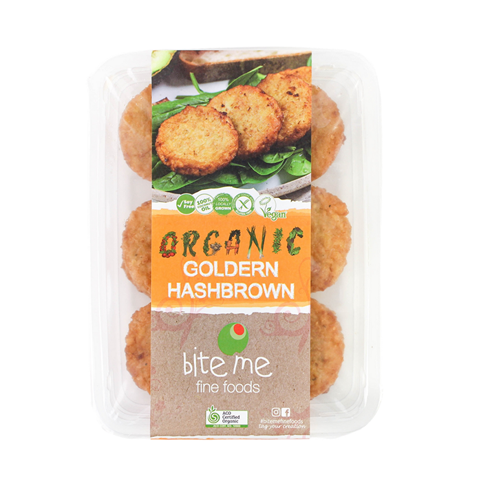 Organic Goldern Hashbrown
