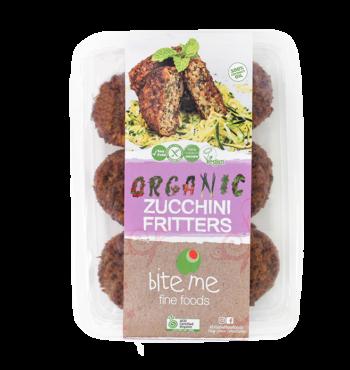 Organic Zucchini Fritters